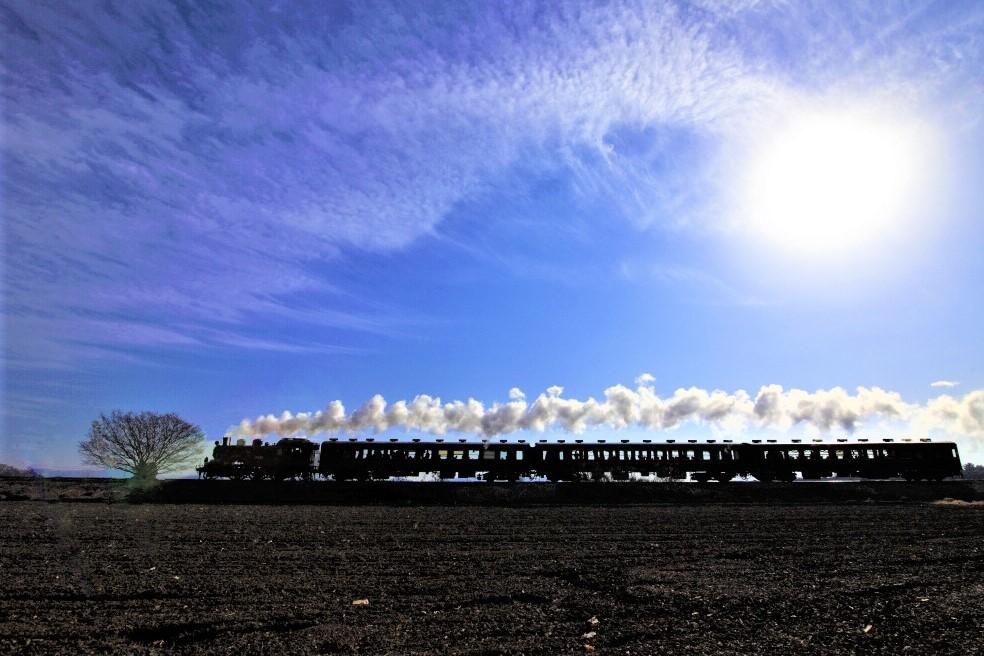 真岡鐵道のサンタ列車を撮影する【前編】