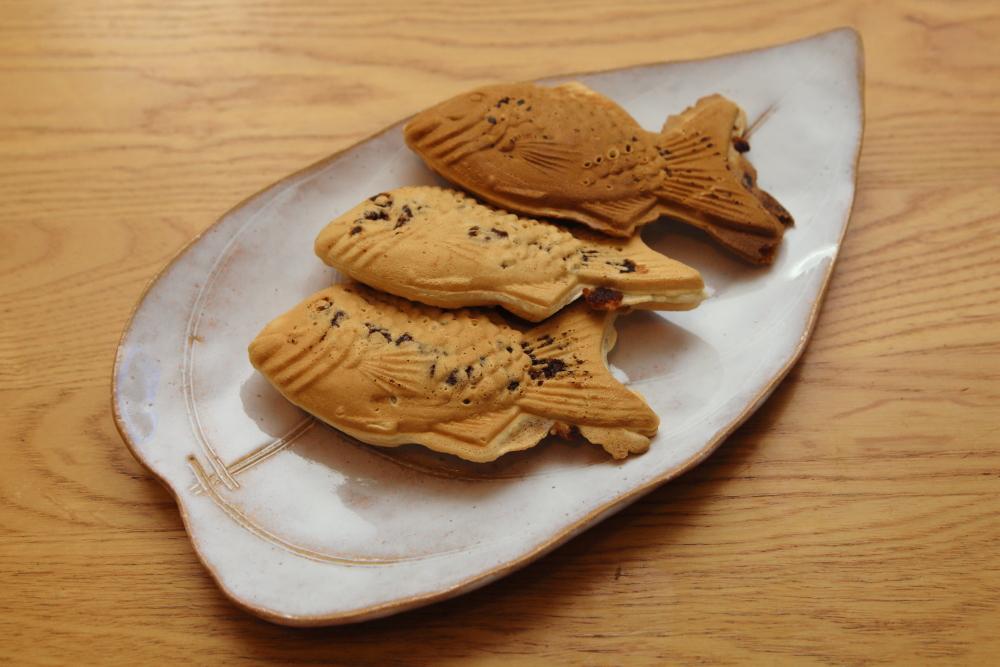 あんこぎっしり♪東海一の鯛焼きが美味!!