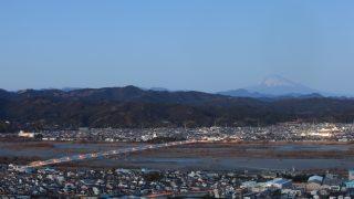 行くだよ、静岡。 日帰り旅行 part⑧ 【牧之原公園の夜景】