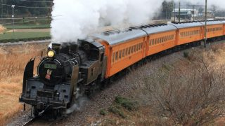 大井川鐵道の有名な『福用のお立ち台』に行ってみた